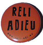 Button 'Reli Adieu'